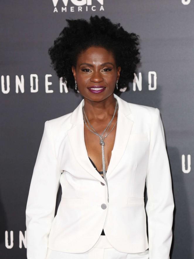 Adina Porter - 'Underground' Premiere in LA