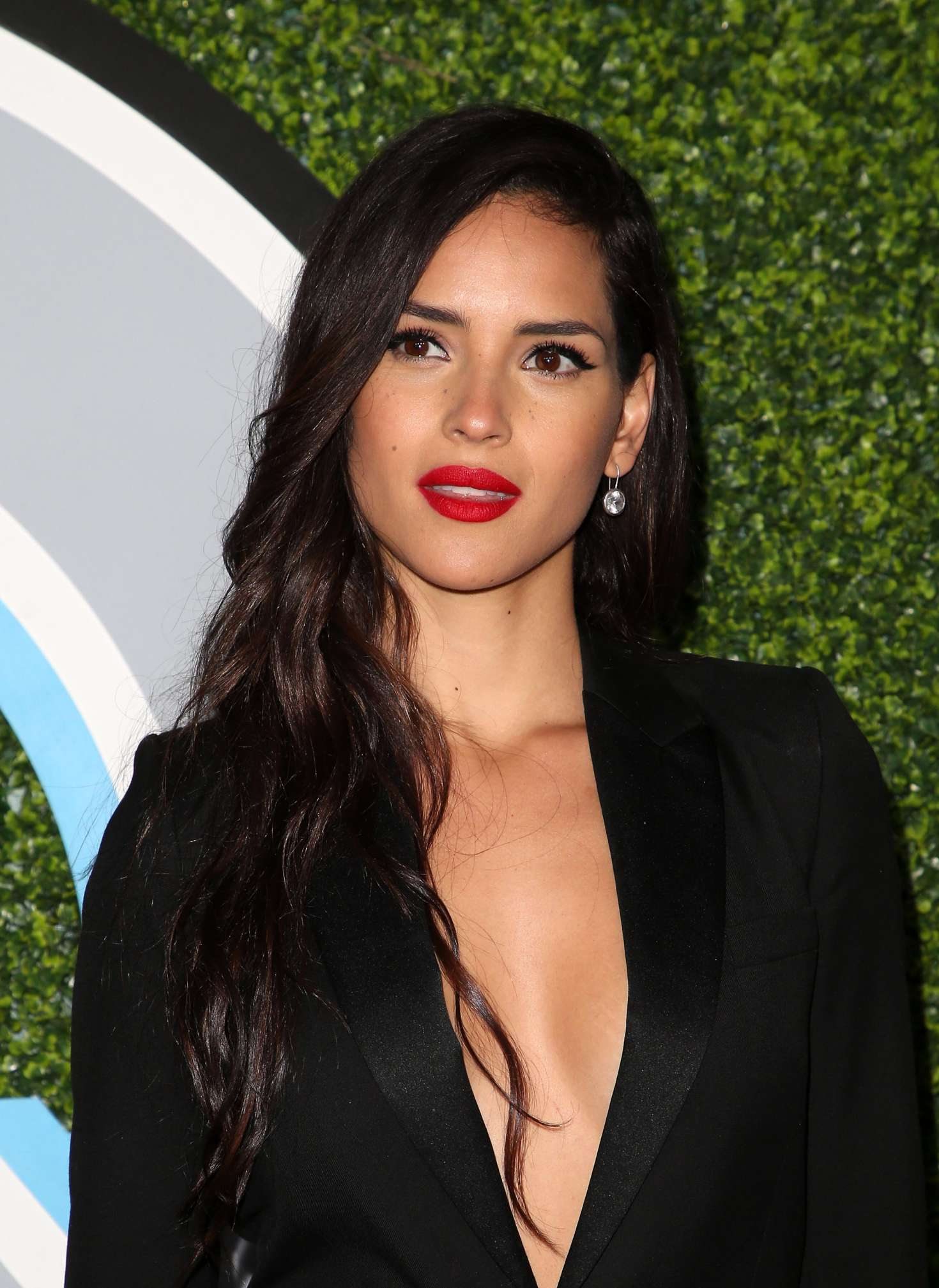 Adria Arjona: 2017 GQ Men of the Year Awards -01 | GotCeleb