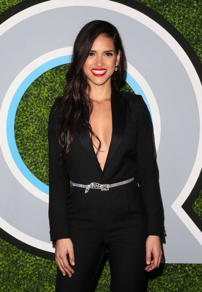 Adria Arjona - 2017 GQ Men of the Year Awards in Los Angeles