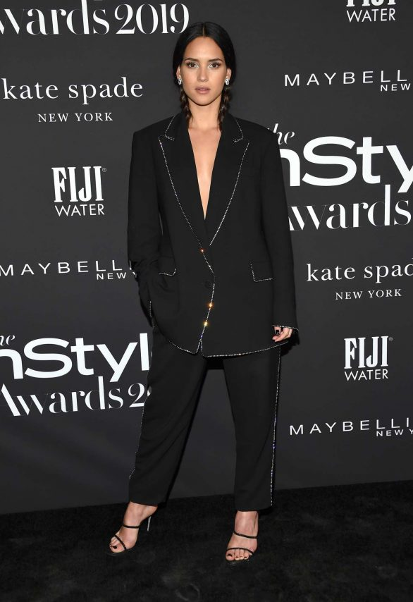 Adria Arjona - 2019 InStyle Awards in Los Angeles