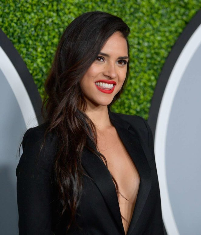 Adria Arjona - 217 GQ Men of the Year Awards in Los Angeles