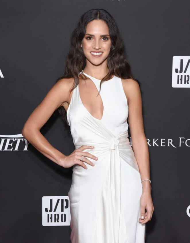 Adria Arjona - 7th Annual Sean Penn and Friends HAITI RISING Gala in LA