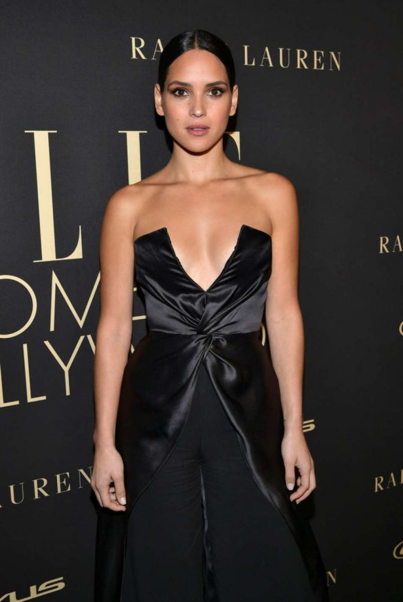 Adria Arjona - ELLE's 26th Annual Women in Hollywood Celebration in LA