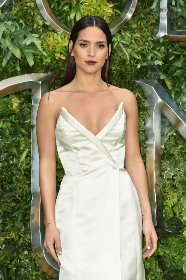 Adria Arjona - 'Good Omens' Premiere in London