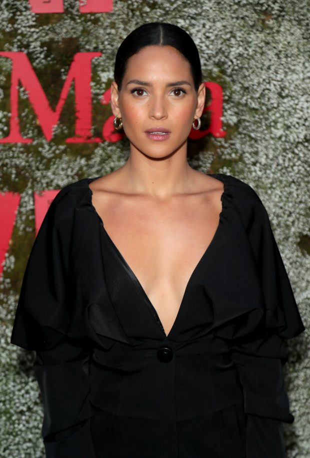 Adria Arjona - InStyle and Max Mara Women In Film Celebration in Los Angeles