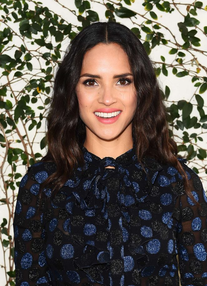 Adria Arjona - Lynn Hirschberg Celebrates W Magazine's It Girls With Dior in LA
