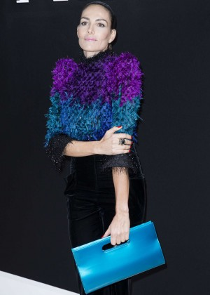 Adriana Abascal - Haute Couture Fashion Show Giorgio Armani Prive SS 2016 in Paris