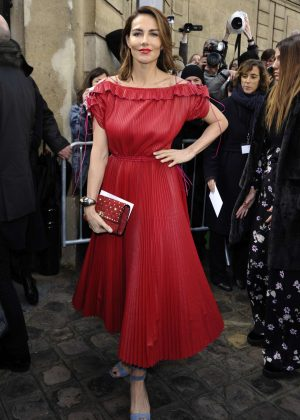 Adriana Abascal - Valentino Show at 2017 PFW in Paris