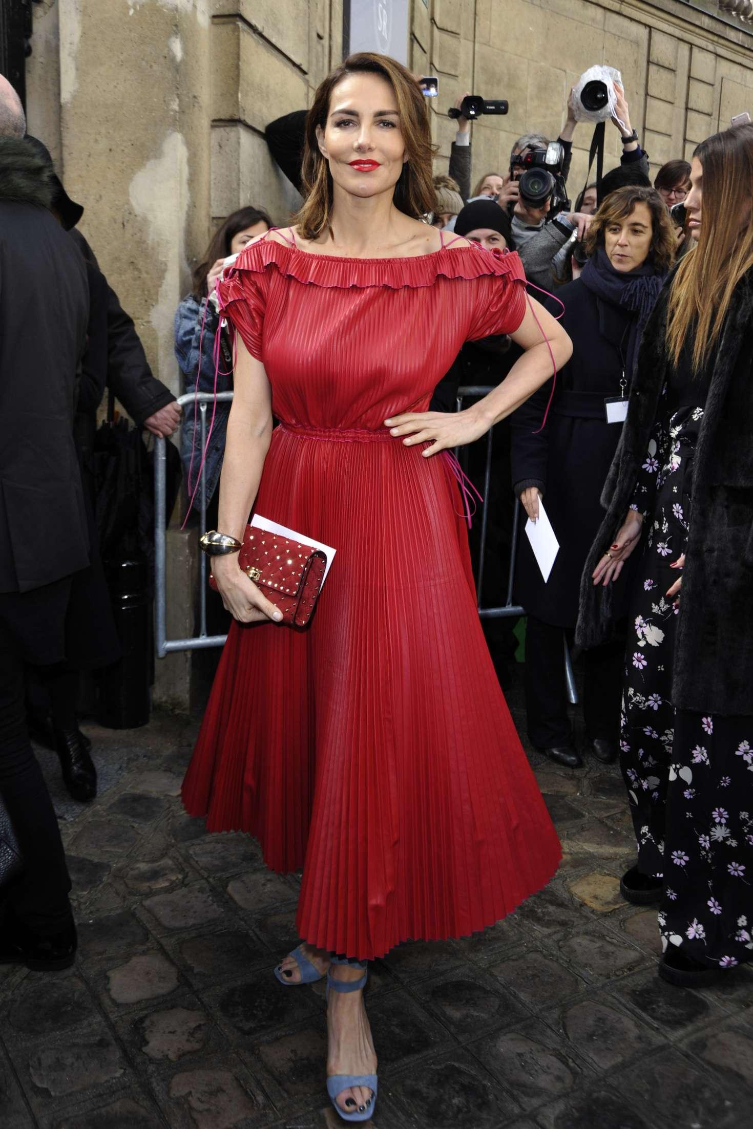 Adriana Abascal - Valentino Show at 2017 PFW in Paris