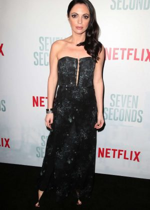 Adriana DeMeo - 'Seven Seconds' TV Show Premiere in Los Angeles