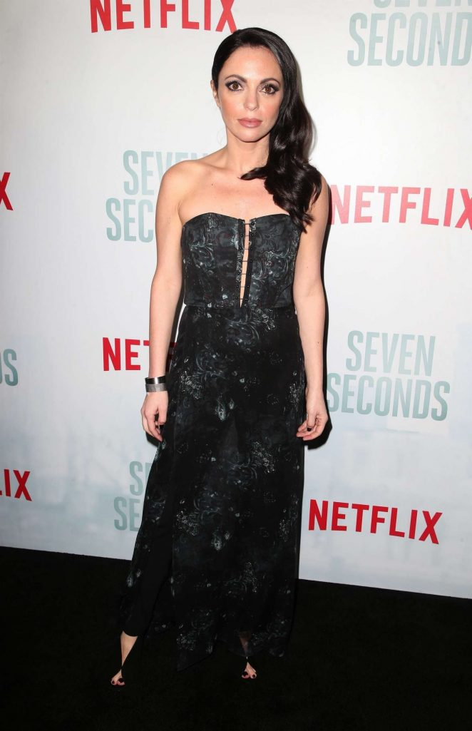 Adriana DeMeo - 'Seven Seconds' TV Show Premiere in Los Angeles