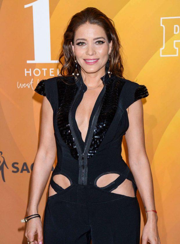 Adriana Fonseca - People en Espanol's 'Most Beautiful' Star Studded Diversity Panel and Celebration in LA