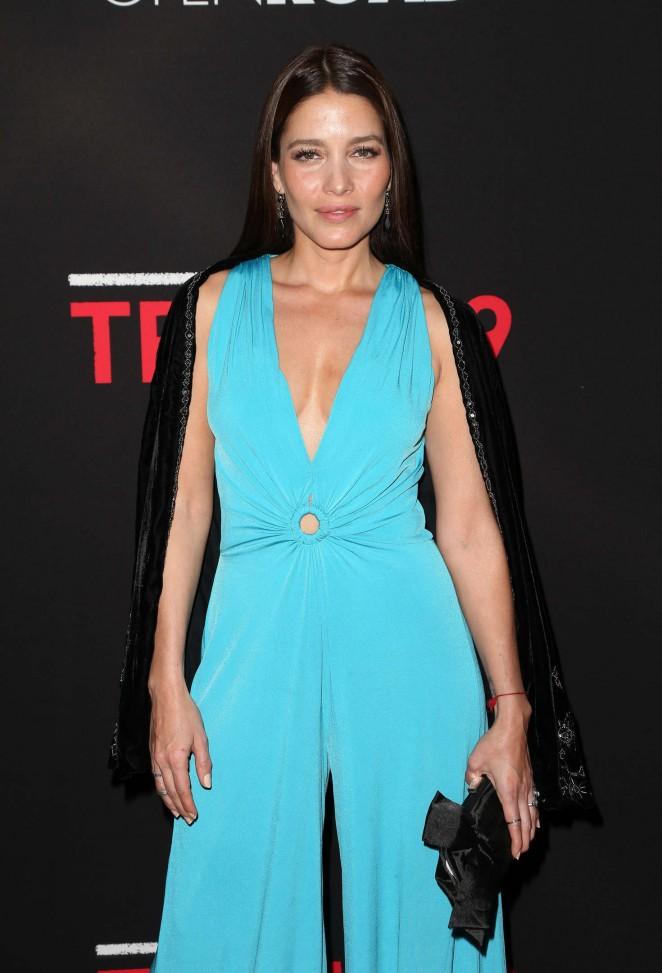 Adriana Fonseca - 'Triple 9' Premiere in Los Angeles