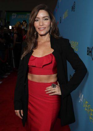 Adriana Fonseca - 'Ya Veremos' Premiere in Los Angeles