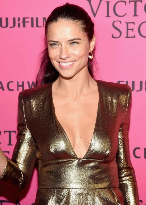 77012f5ddbd Adriana Lima - 2015 Victoria s Secret Fashion Show After Party in NYC