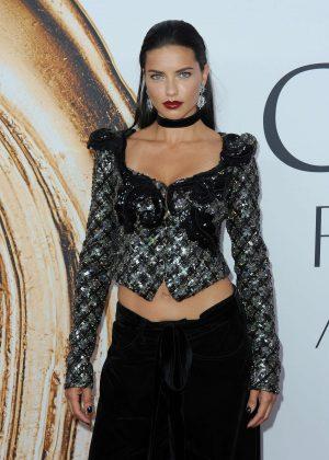 Adriana Lima - 2016 CFDA Fashion Awards in New York