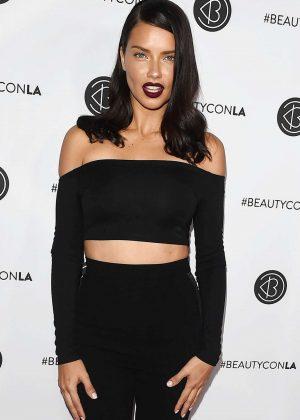 Adriana Lima - 2017 Beautycon Festival in Los Angeles