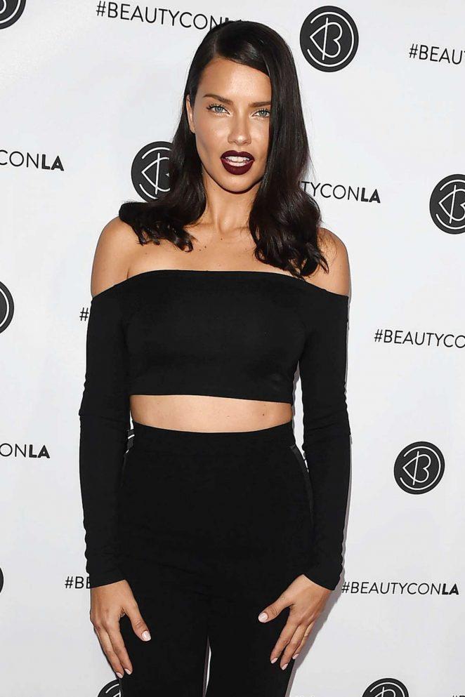 9b4c7ca0e0f Adriana Lima – 2017 Beautycon Festival in Los Angeles