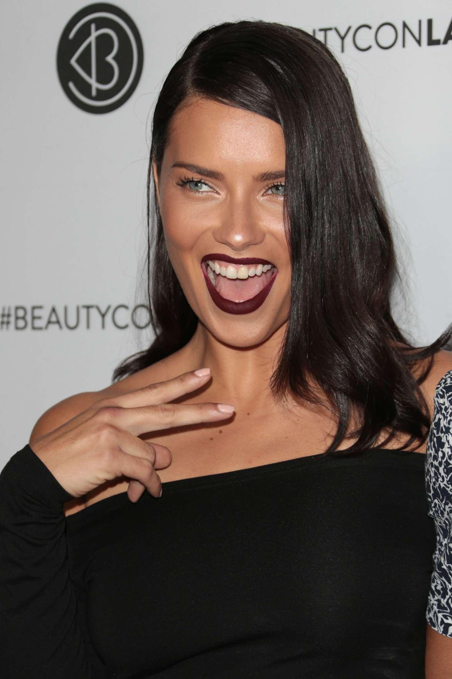 94c69121db7 Adriana Lima  2017 Beautycon Festival -22 - GotCeleb