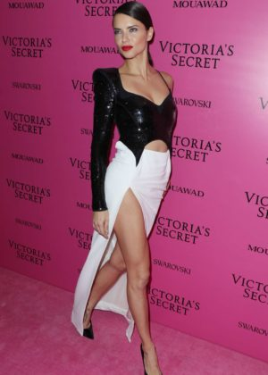 Adriana Lima - 2017 Victoria's Secret Fashion Show After Party in Shanghai