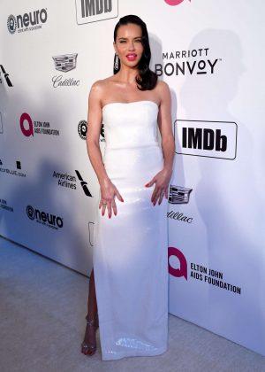 Adriana Lima - 2019 Elton John AIDS Foundation Academy Awards Viewing Party in LA