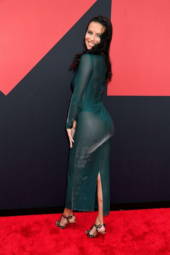 Adriana Lima - 2019 MTV Video Music Awards