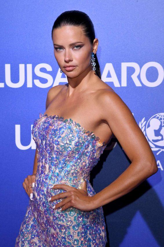 Adriana Lima - 2019 UNICEF Summer Gala - Porto Cervo
