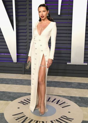 Adriana Lima - 2019 Vanity Fair Oscar Party in Beverly Hills