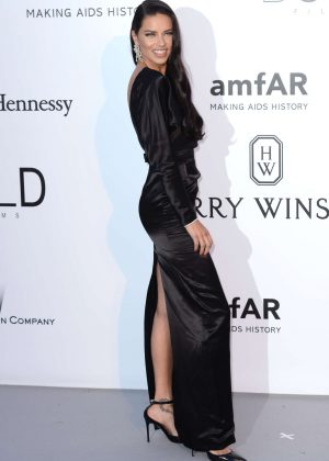 Adriana Lima - amfAR's 23rd Cinema Against AIDS Gala in Antibes