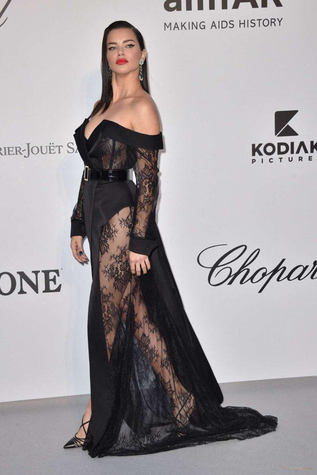 Adriana Lima - amfAR's 2019 Cinema Against AIDS Gala in Cannes