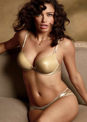 Adriana Lima - Covergirl Magazine (November 2015)