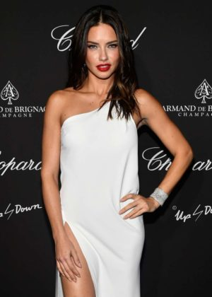 Adriana Lima - Creatures Of The Night Late-Night Soiree in Miami Beach