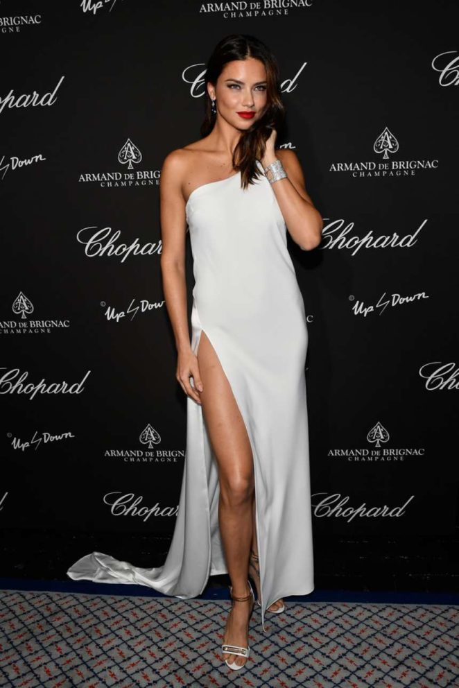Adriana Lima: Creatures Of The Night Late-Night Soiree -04