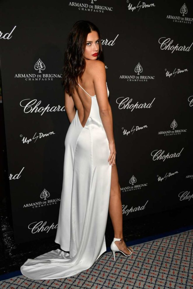 Adriana Lima: Creatures Of The Night Late-Night Soiree -06