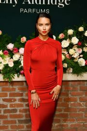 Adriana Lima - Lily Aldridge Parfums Launch Event in NYC