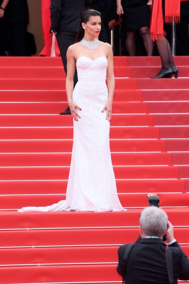 Adriana Lima: Loveless Premiere at 70th Cannes Film Festival -01
