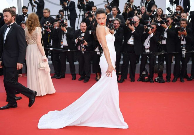 Adriana Lima: Loveless Premiere at 70th Cannes Film Festival -09