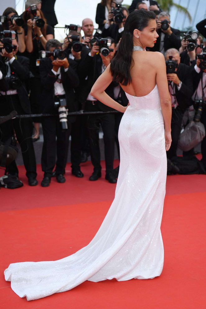 Adriana Lima: Loveless Premiere at 70th Cannes Film Festival -10