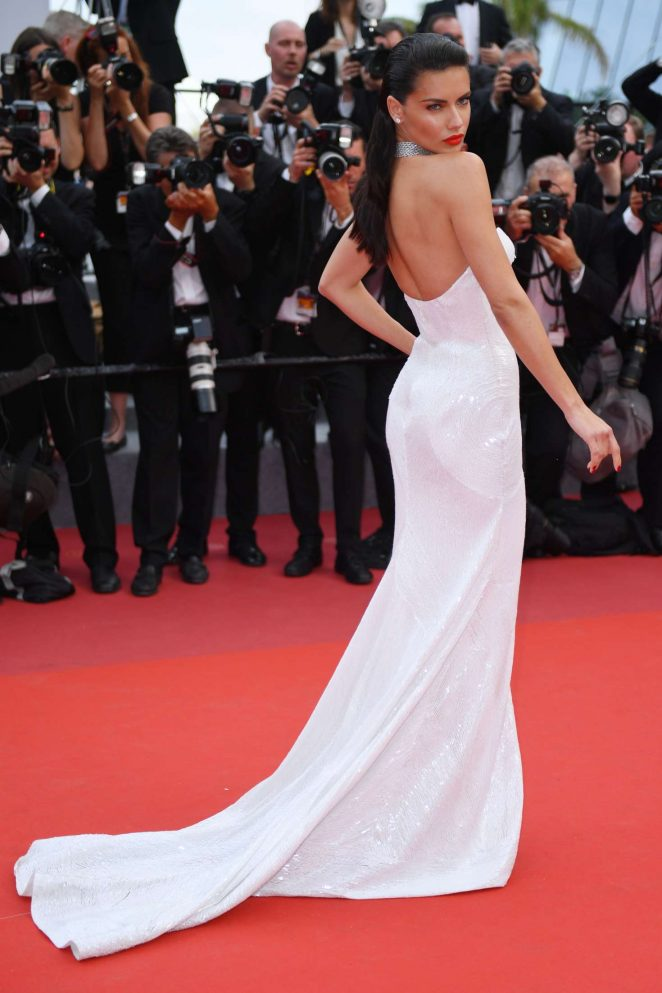 Adriana Lima: Loveless Premiere at 70th Cannes Film Festival -11