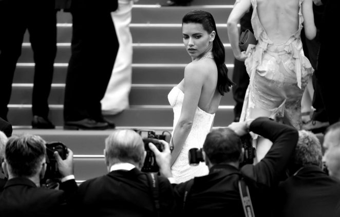 Adriana Lima: Loveless Premiere at 70th Cannes Film Festival -12