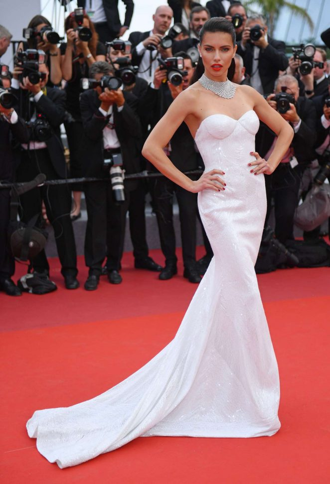 Adriana Lima: Loveless Premiere at 70th Cannes Film Festival -13