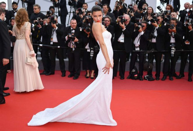 Adriana Lima: Loveless Premiere at 70th Cannes Film Festival -14