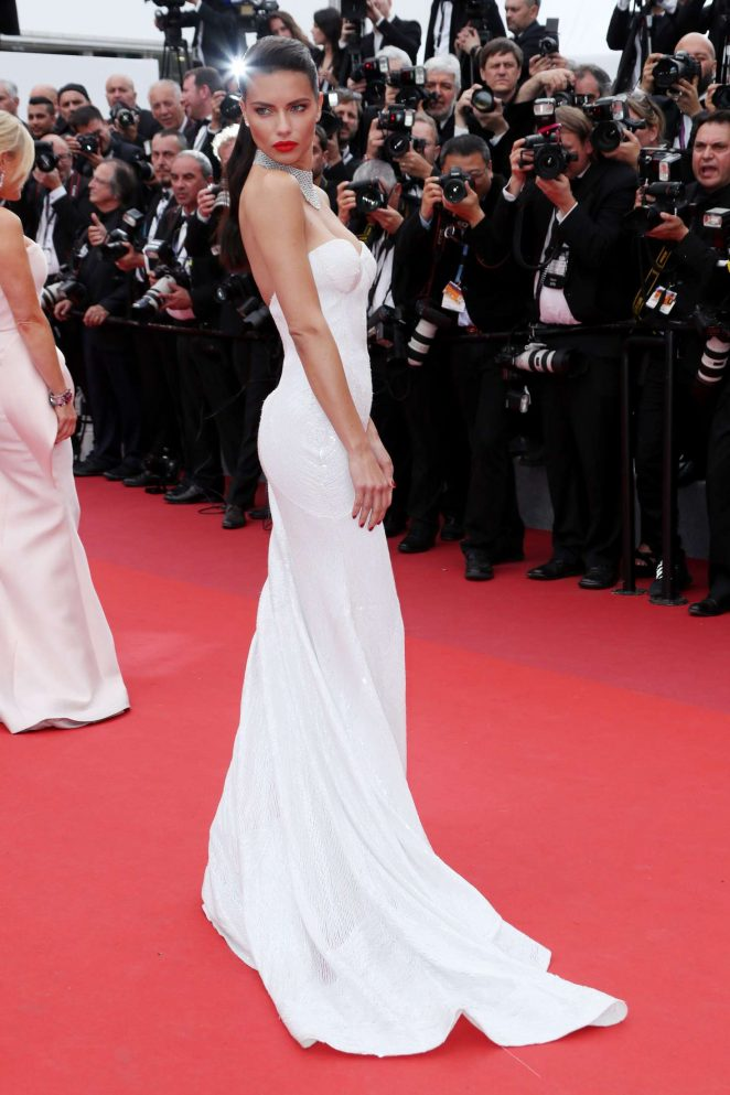 Adriana Lima: Loveless Premiere at 70th Cannes Film Festival -17