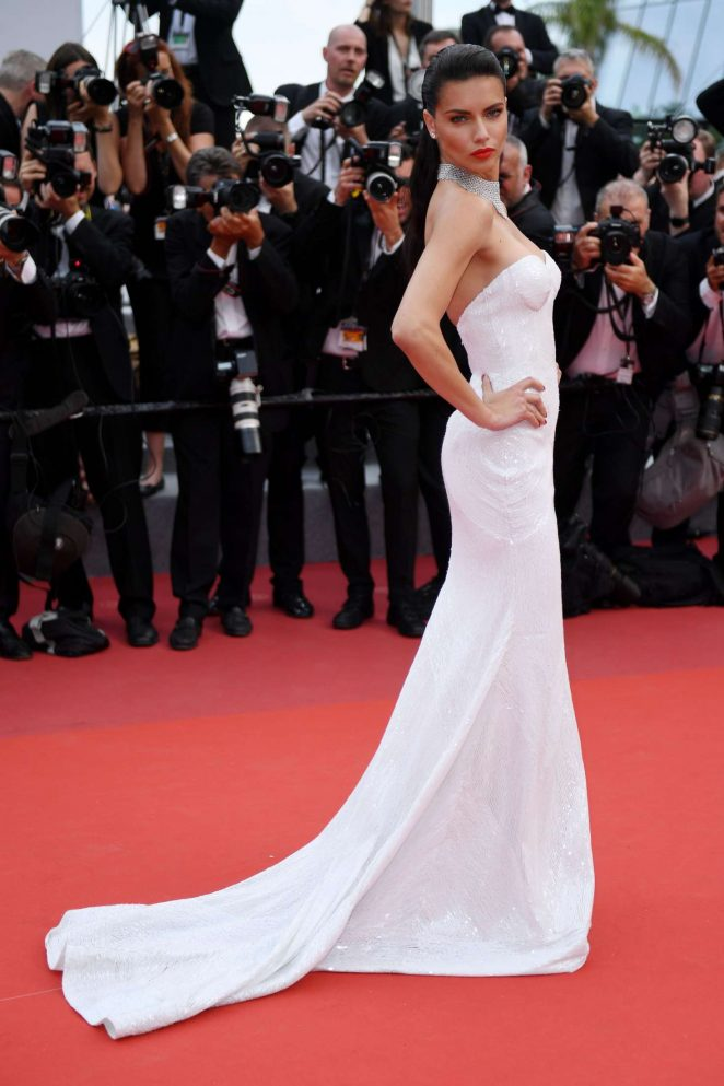Adriana Lima: Loveless Premiere at 70th Cannes Film Festival -22