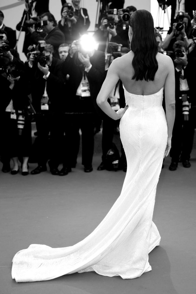 Adriana Lima: Loveless Premiere at 70th Cannes Film Festival -24