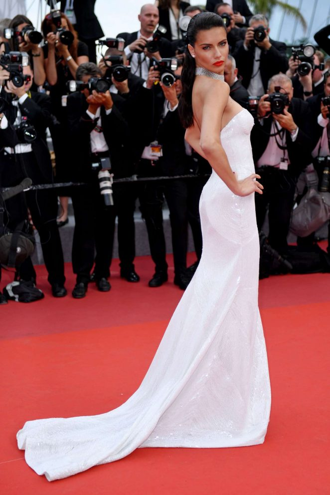 Adriana Lima: Loveless Premiere at 70th Cannes Film Festival -25