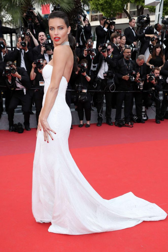 Adriana Lima: Loveless Premiere at 70th Cannes Film Festival -26