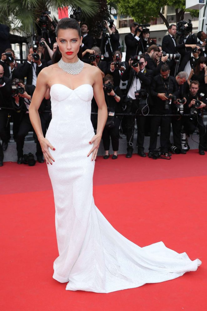 Adriana Lima: Loveless Premiere at 70th Cannes Film Festival -31