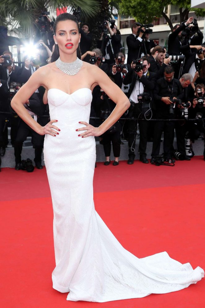 Adriana Lima: Loveless Premiere at 70th Cannes Film Festival -32
