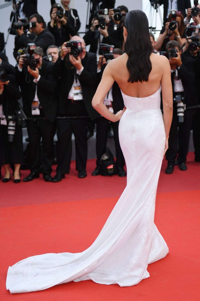 Adriana Lima: Loveless Premiere at 70th Cannes Film Festival -33
